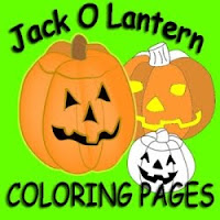 jackolantern coloring pages free print