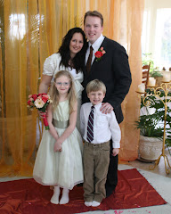 Our tiny family Wedding, (before both Lexi and Sofi were born)