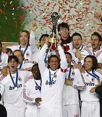 Milan campeón del Mundo 2007