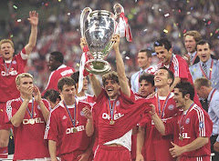 Bayern Munich campeón de la Champions League 2001