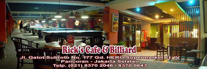 Rick's Cafe & Billiard