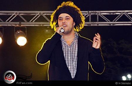 صور المطرب عبد الفتاح جريني .. اجدد الصور