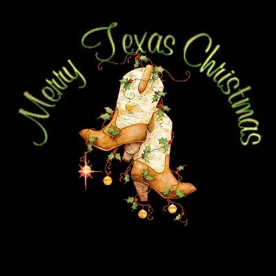 merry christmas texas