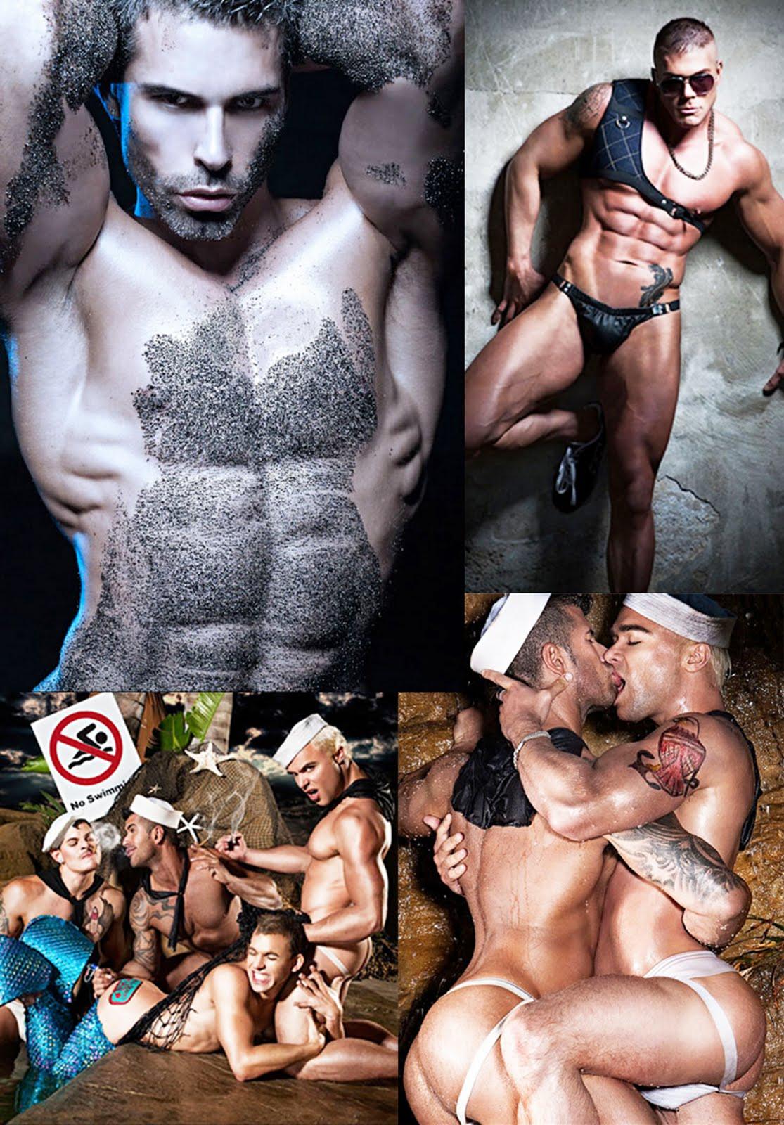 Artistas Hombres Desnudos