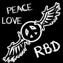 PEACE;LOVE;RBD