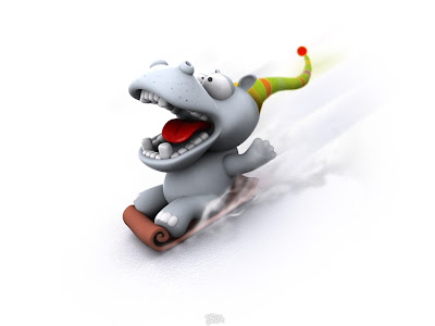 3d Funny Animals Wallpaper- Part 3