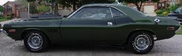 1970 Challenger T/A
