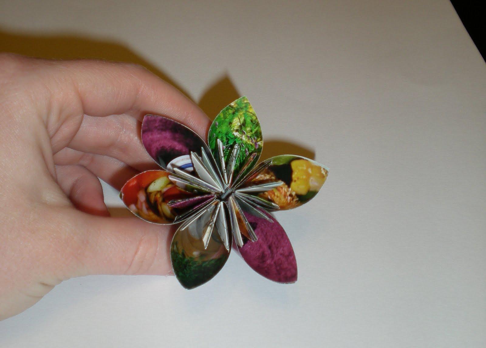 Procraftinatingpa Paper Flowers Part 1