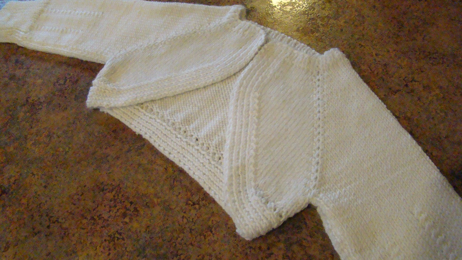Crafts By Starlight: Free Knitting Pattern - Bolero - In Other Words ...