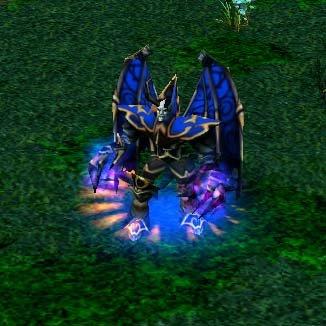 Remember To Vote For Nightstalker Arcana DotA2