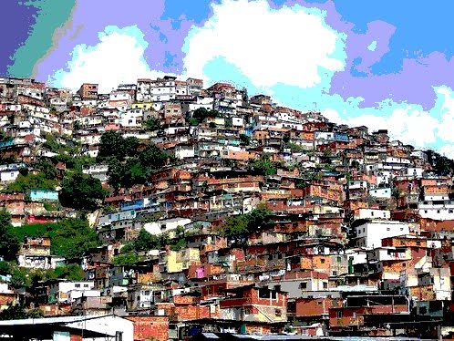 Paisaje urbanos en venezuela