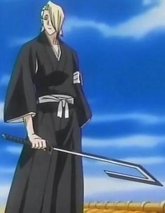 Fan-Fic Bleach: The Light Essence in the Dark Omote+Wo+Agero,+Wabisuke