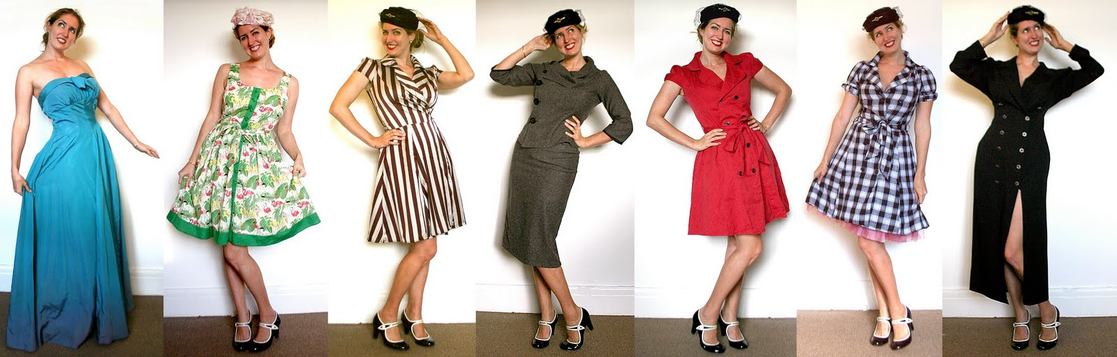 New Vintage Style Clothing
