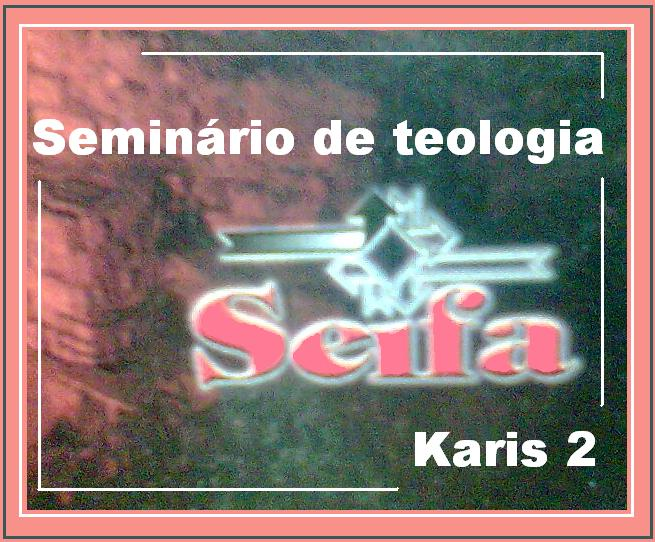 Seminario de teologia Seifa Karis 2