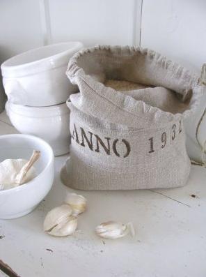Vintage chic: Sjarmerende produkter i lin/ charming linen ...