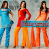 Indian Stylish Trouser Salwar Kameez