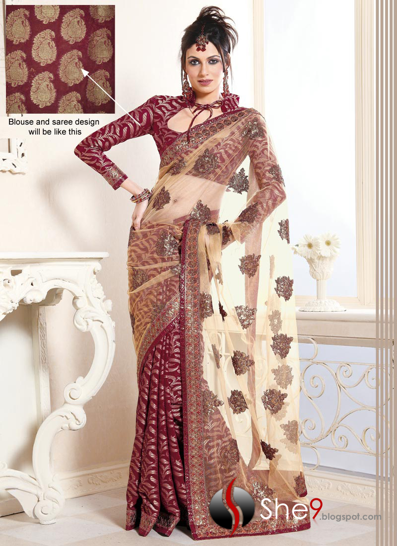 Indian Saree Trend For Parties Party Wear Saree Indian