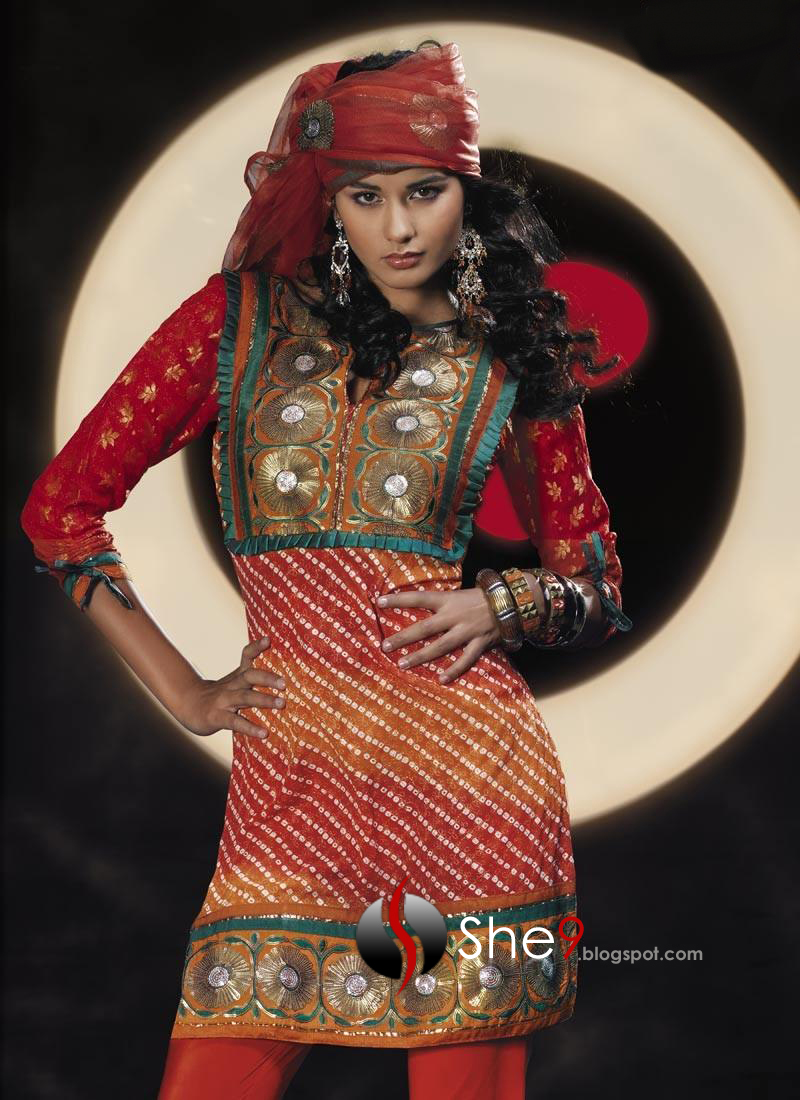Dresses For Parties Wear Indian Churidar Dresses FasHioN