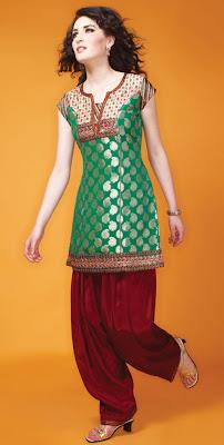 Salwar Kameez Latest Designs