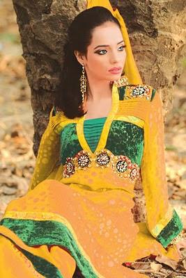 Neckline Fashion | Gala / Neck Designs of Kameez Dresses - She9 ...