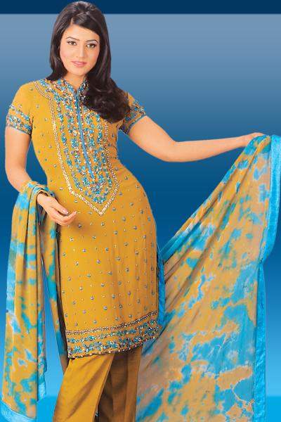... trends girls: Neckline Fashion   Gala / Neck Designs of Kameez Dresses