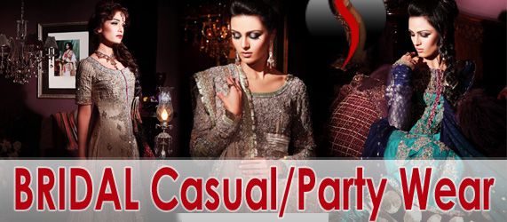 Bridal Party and Casual Wear Dresses   Bridal Dresses