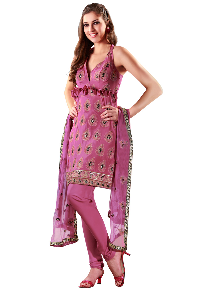 New modern dress styles - Latest Western Styles Of Indian Kurti Modern Salwar Kameez