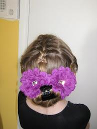 Ashlee's hair