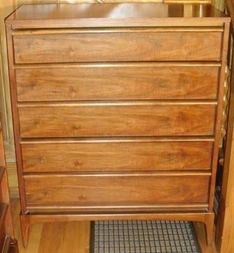 Lane Alta Vista 1960s Vintage Dresser