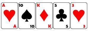 Jogadas de Poker, Carta mais alta