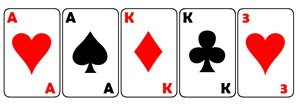 Jogadas de Poker, Dois Pares