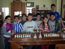 1ο Διομαδικό Τουρνουά Σκάκι στη Χίο