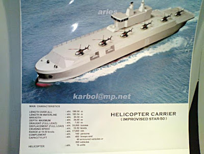 Trimaran Aircraft Carrier http://carrier-indonesia.blogspot.com/2009/09/trimaran-aircraft-carrier-concept.html