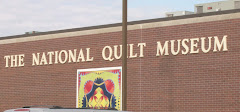 National Quilt Museum at Paducah, KY No photos allowed inside.