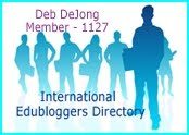 International Edublogger Directory Member