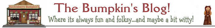 Huckleberry Bumpkin's Blog