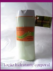 Loção hidratante Erva cidreira
