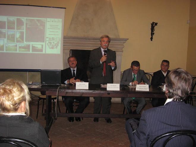 l'Assessore della Provincia di Milano (nella foto) alla Sicurezza, Polizia provinciale, Protezione
