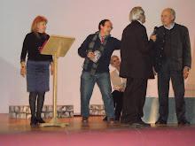 DON GINO RIGOLDI con ACR-ONLUS  alla festa del PAPA' 2009!