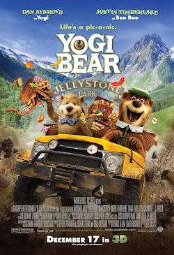 Chú Gấu Yogi - Yogi Bear (2010) Poster