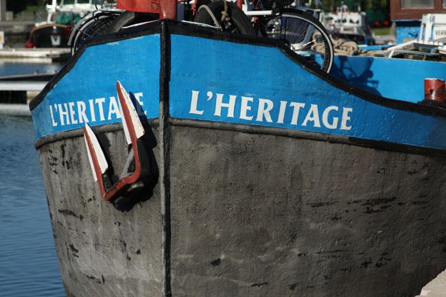 Bateaux au Port de France (Toul - 54) Toul+027