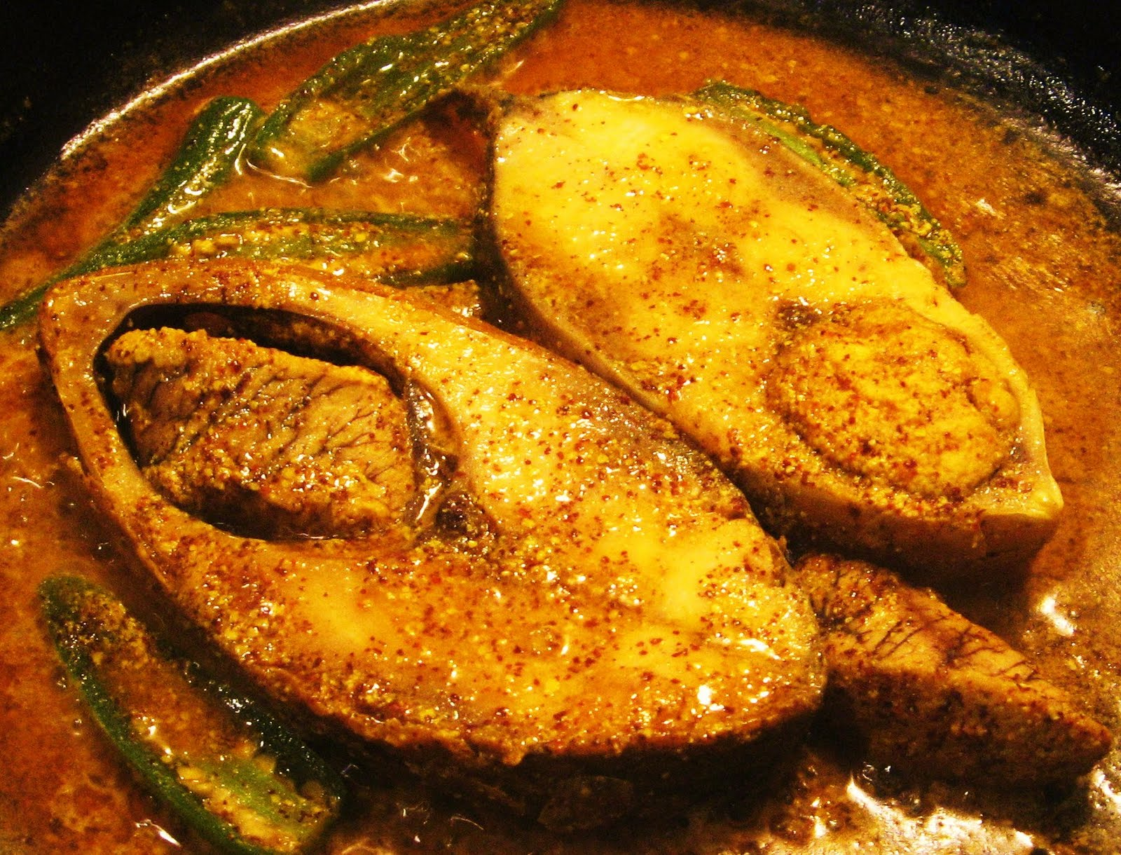 Recipe rendezvous shorshe ilish mustand hilsa for What is the best oil to fry fish in