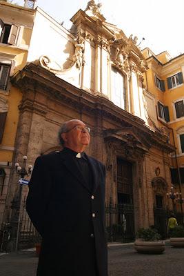 Joaquim dos Santos - Igreja de Santo António dos Portugueses em Roma, 2006
