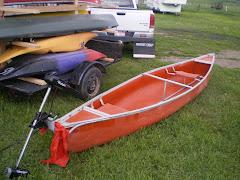 15.5 Canoe - Island Park