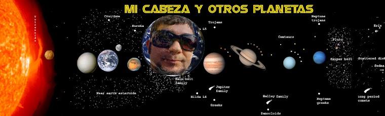Mi Cabeza y otros Planetas