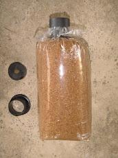 Bongkah mentah RM0.45 berbeg.