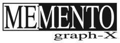 Memento Graph-X
