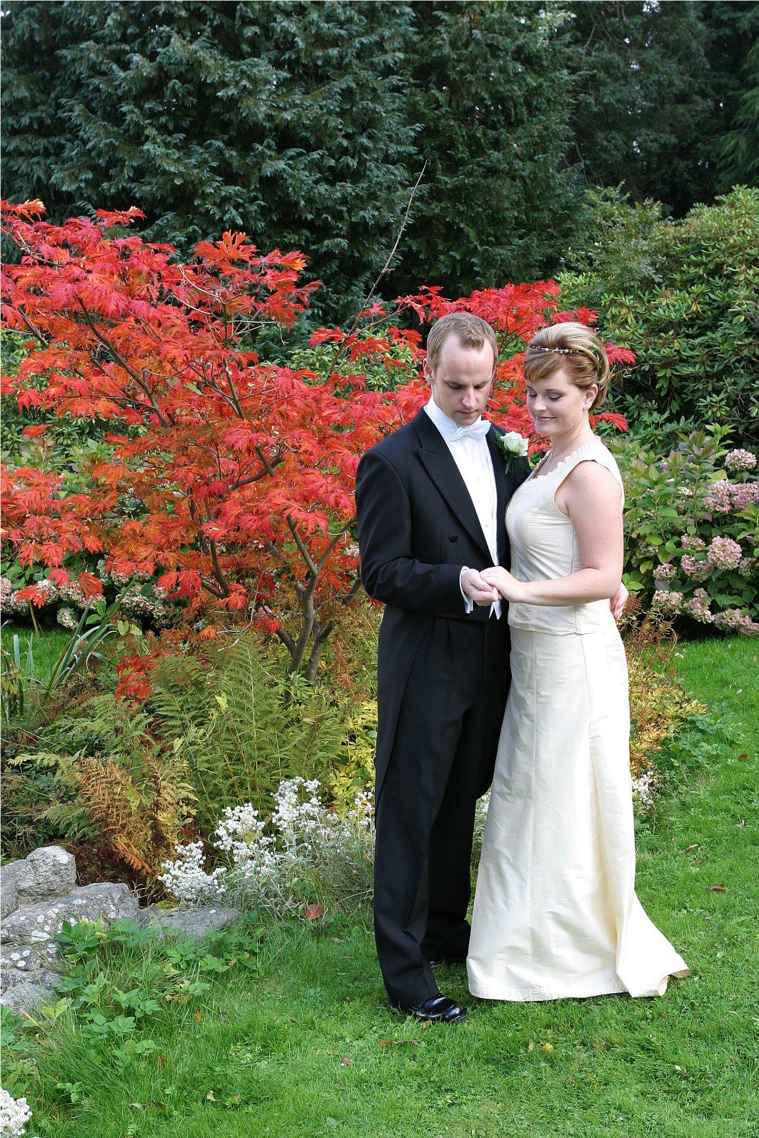 Klorofyllidyll: Grattis på bröllopsdagen