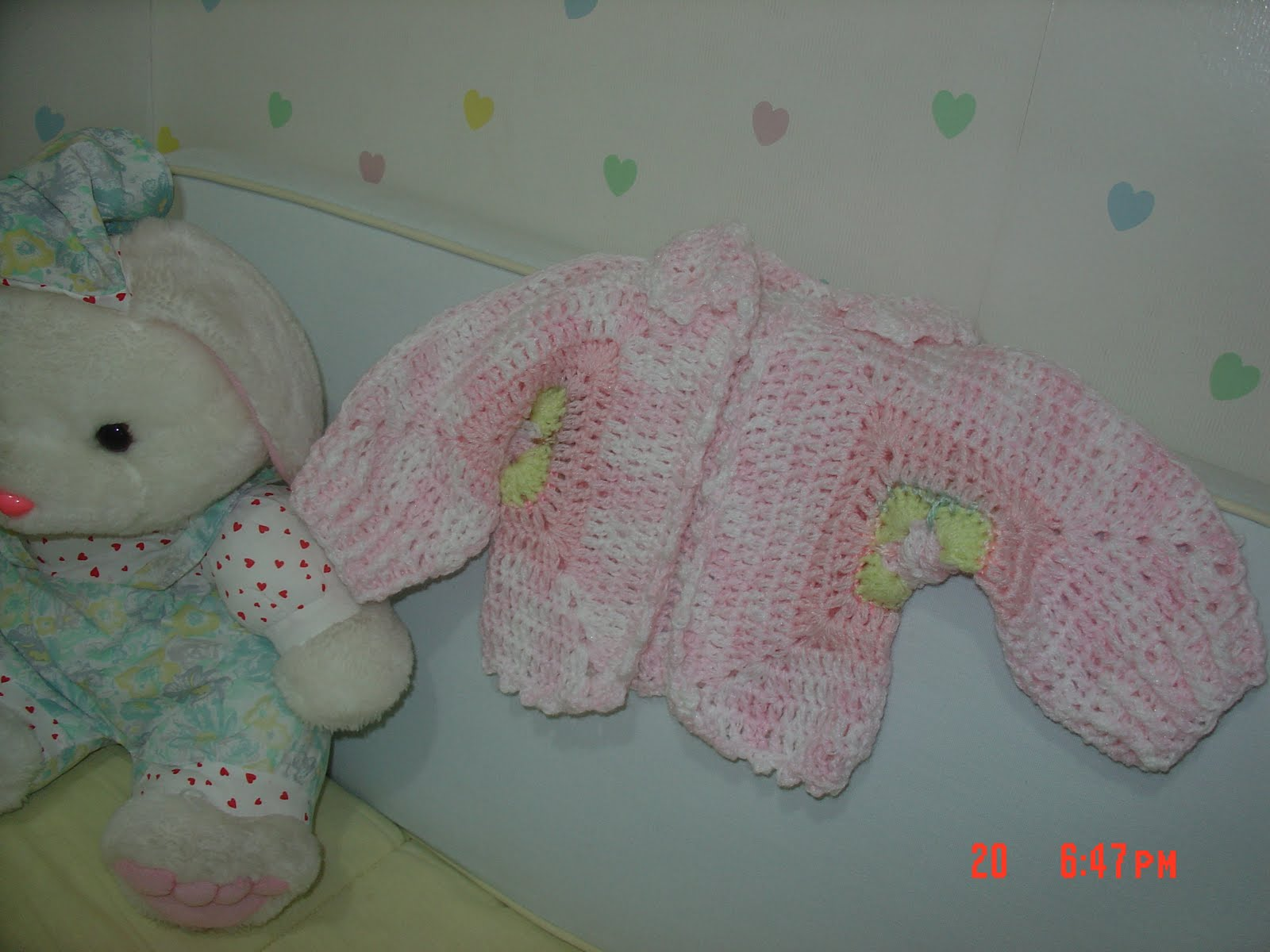 Crocheted hat and jacket for baby - Canadian Living