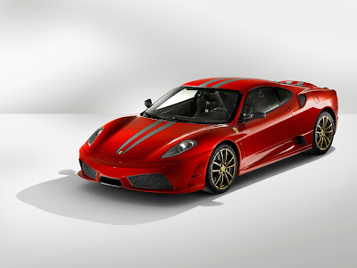 Ferrari F430 Scuderia Wallpapers. Публикувано от Kris в 1:31 AM